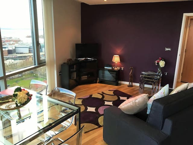 Luxury Portsmouth apartment