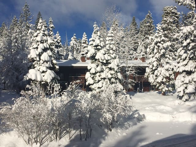Private Loft BDR/BA w/ kitchenette - Tahoe City - Loft