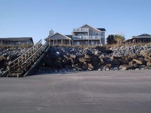 On The Fripp Side - Saint Helena Island - House