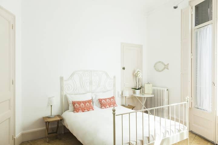 La Casa Gran B&B. Cozy double room