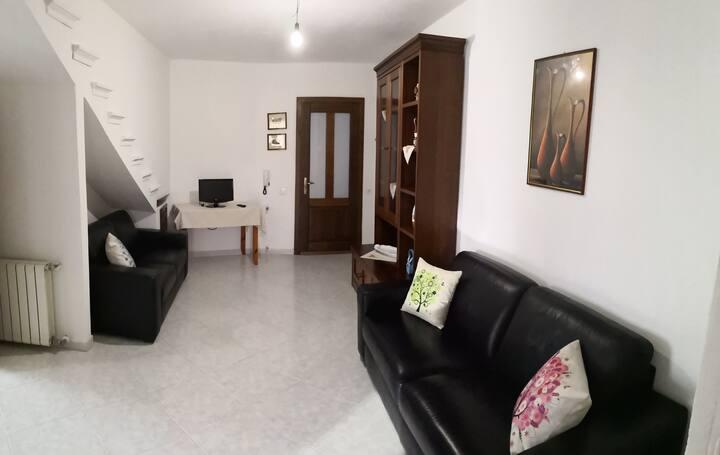 """Appartamento """"La Terrazza"""", con WiFi."""