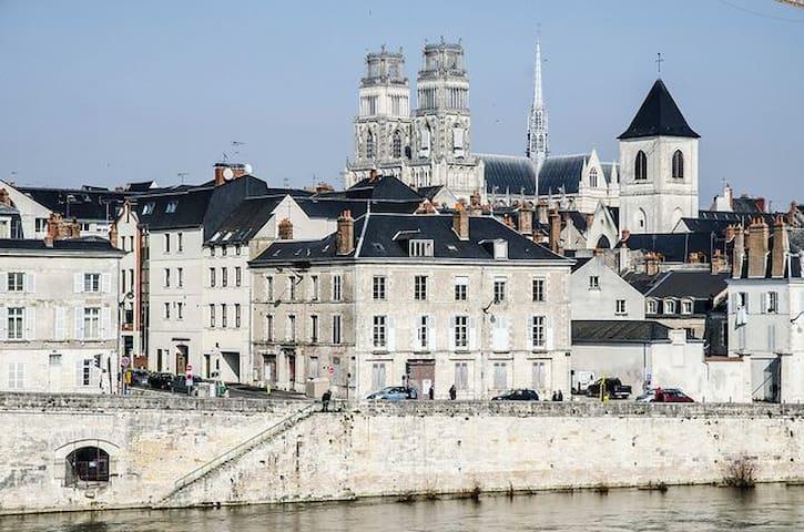 T2 refait à neuf en plein centre - Orléans - Apartment
