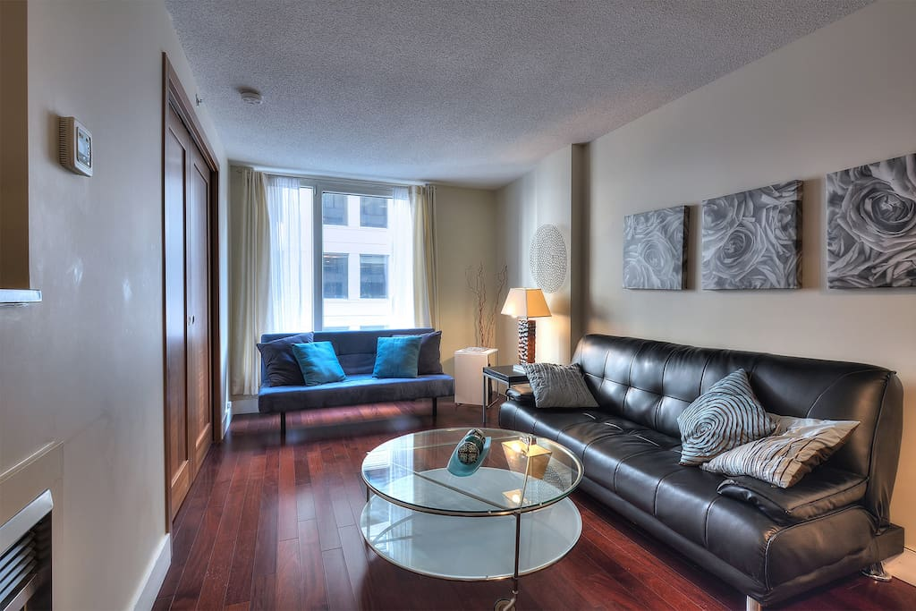 Deluxe condo old port convention centre downtown8a - Appartement a louer vieux port montreal ...