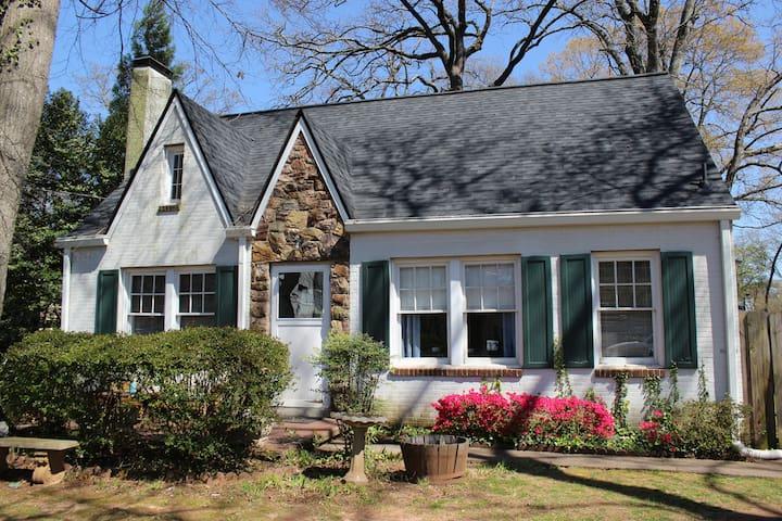 Cozy Decatur Home in quiet neighborhood