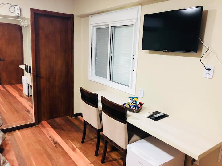 Apartamento Triplo Premium