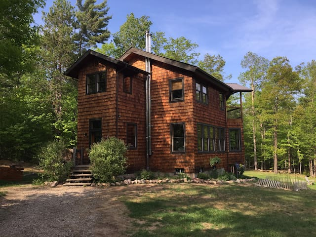 Cozy adk getaway 1700sq 39 case in affitto a wilmington for Case in affitto new york