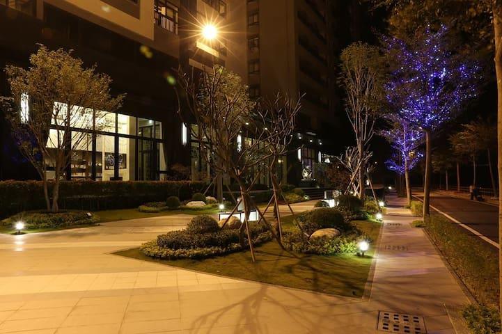 Xinhua Fung Special Zone - Shanghe Yang (MRT Dadon - Fengshan District - Apartament