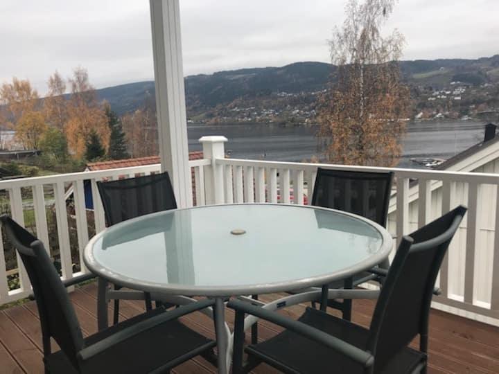 Mjøsa appartement Lillehammer