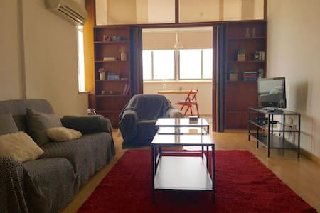 Down town Nicosia apartment 1 bedroom Wifi/CableTV - Nicosia