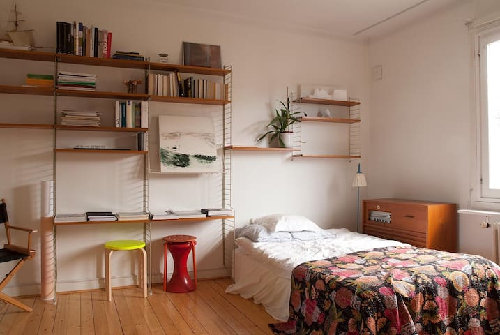 Cozy apartment in Majorna, Gothenburg