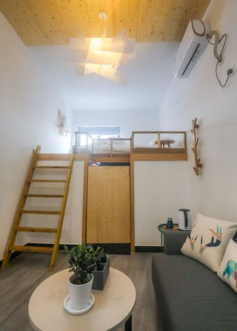 房间①,家的依靠,1.5米大床