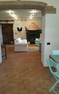 Charming cottage in rural IT - Civitella D'agliano
