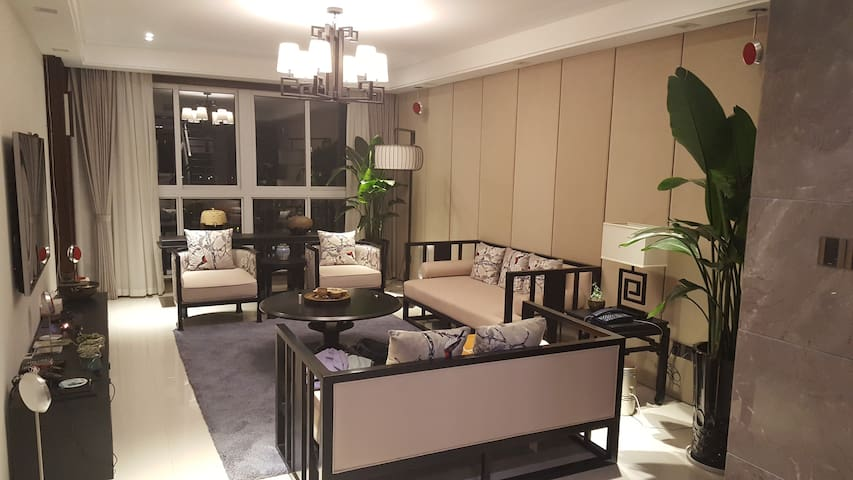 禅意复式住宅 - Changzhou - Appartement