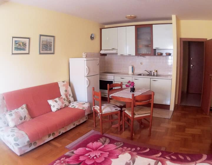 Cosy Studio Apartment with private parking