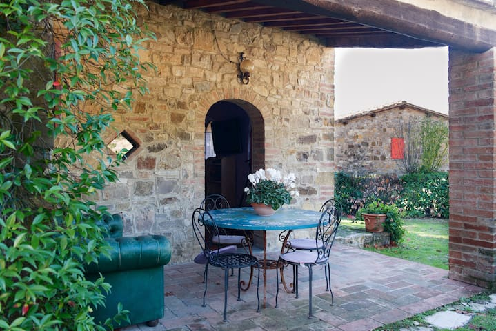 Relax nel Chianti - Badia - Casa