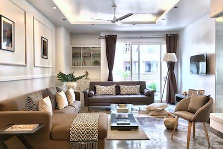 The Lotus - luxury 3 bedroom apartment - New Delhi - Apartmen