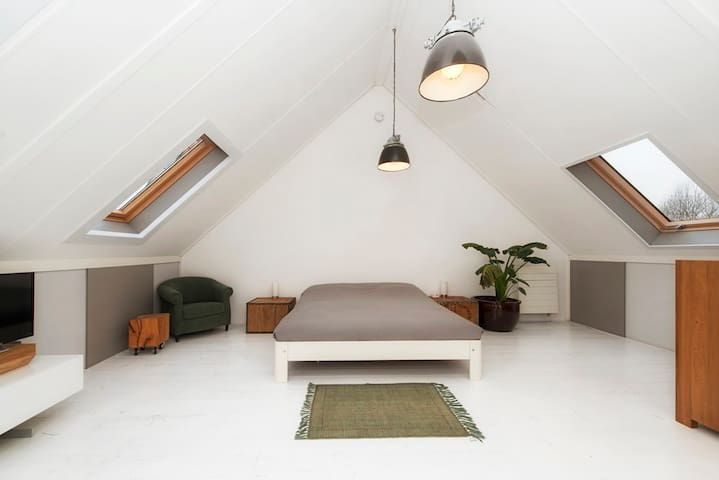 Stylish family home in hotspot Amsterdam North - Amsterdam