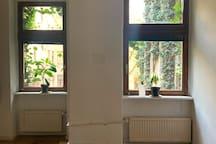 Quiet getaway in Kreuzberg.