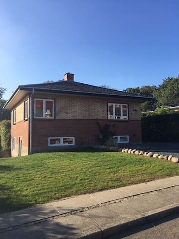 Nyd Lundeborghus (URL HIDDEN) - Hesselager - Dům