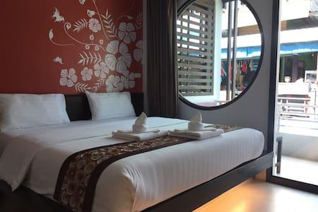 Haad Rin Superior Room (Haad Rin Beach) - 公寓