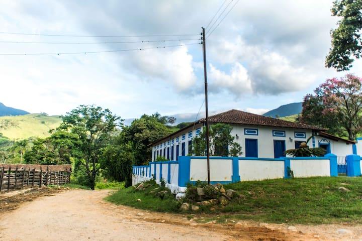 Casa de Fazenda em Itamonte, MG - Itamonte