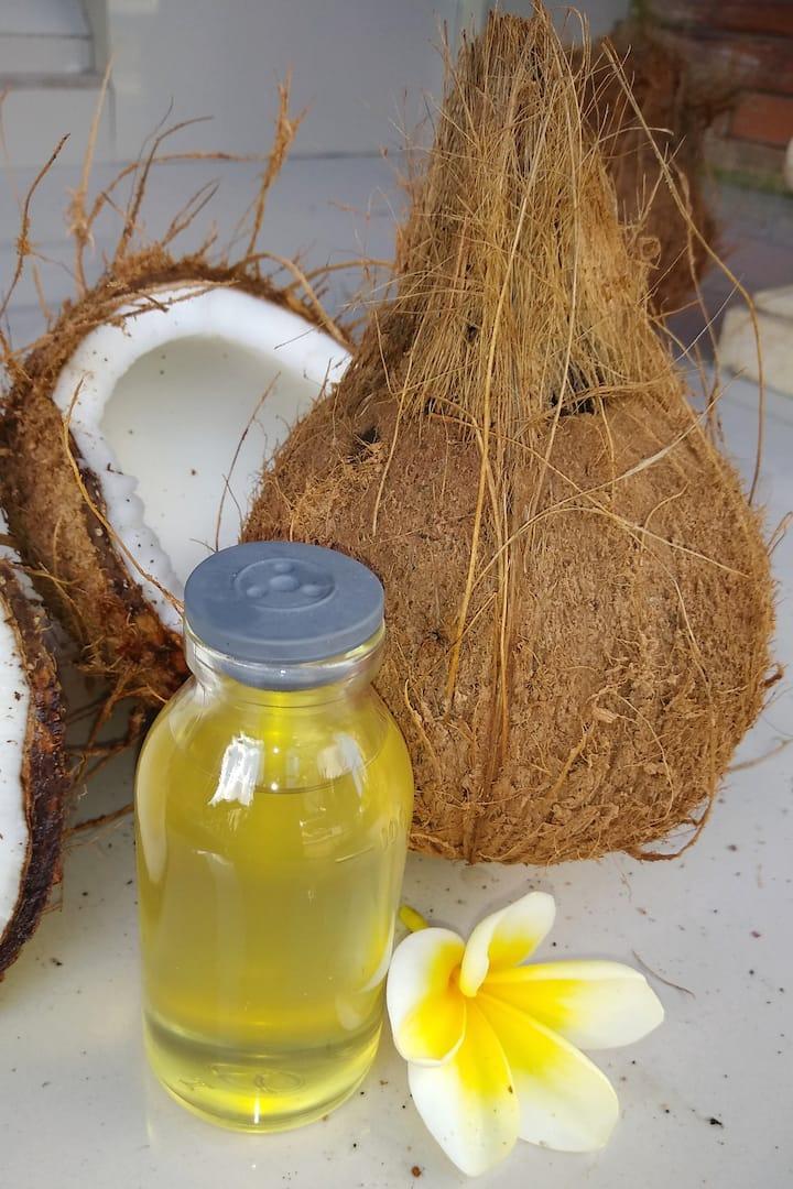 Bali Coconut oil 100%