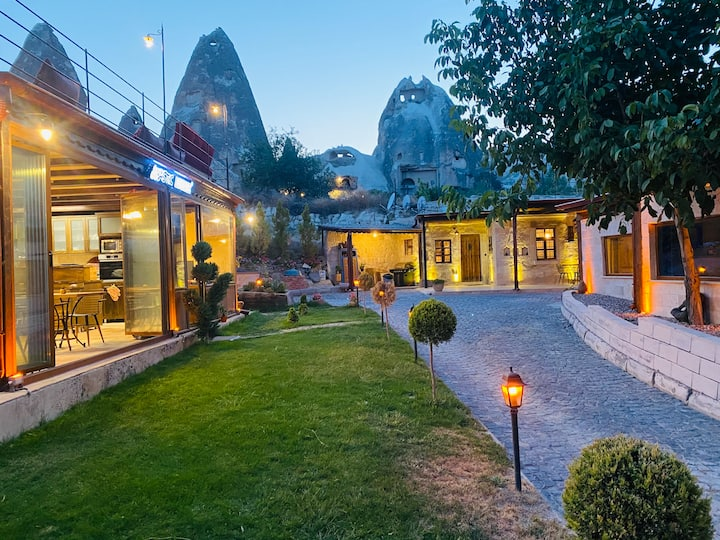 YASTIK HOUSES - Cappadocia > Private Deluxe