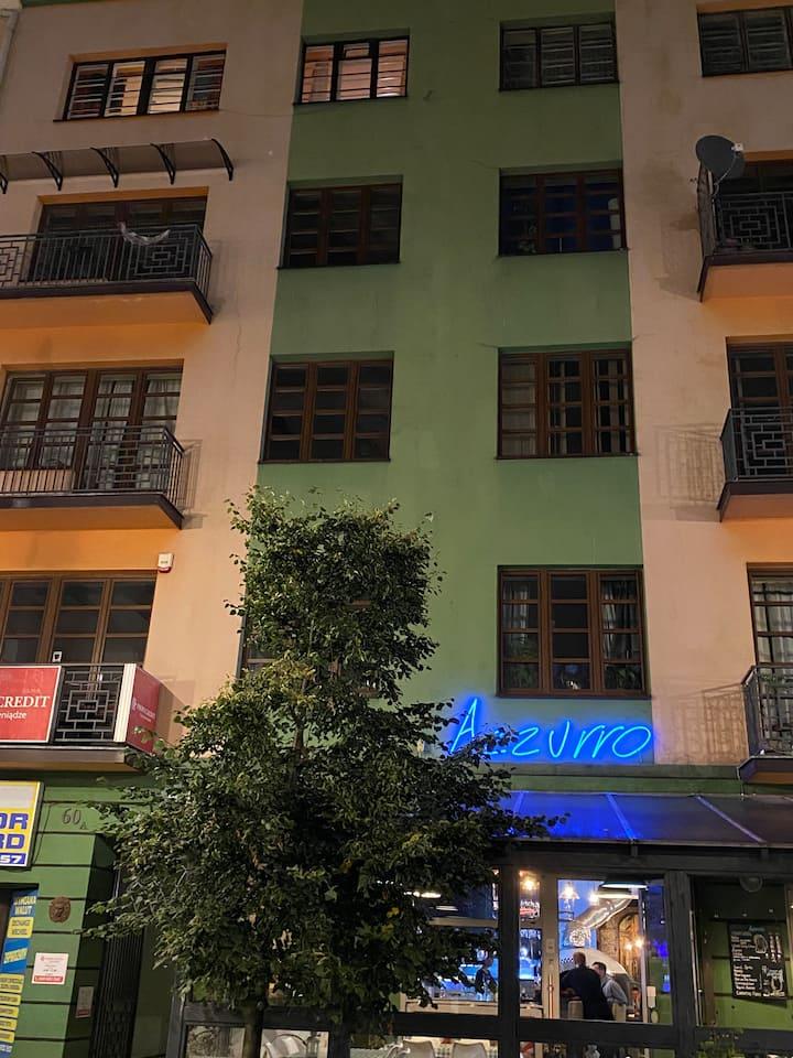 Apartamenty Azzurro