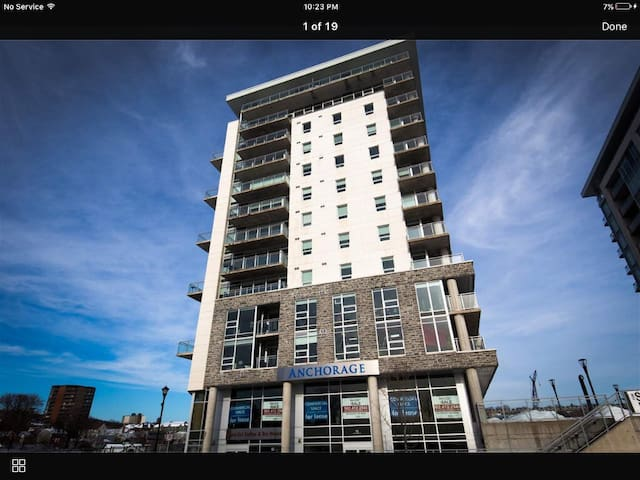 Kings Wharf Comfort - Dartmouth - Apartment