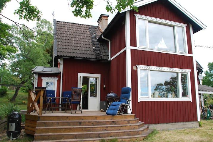Spacious villa in an exklusive area near sea - Estocolm - Casa