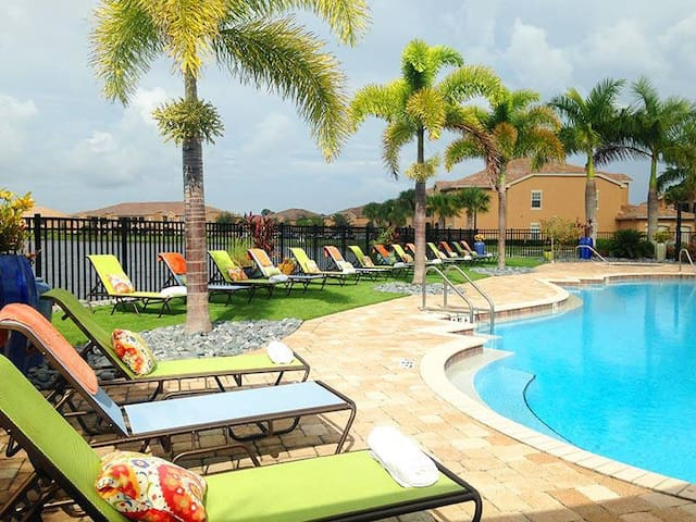 Beautiful Apartment in Sunny Southwest Florida - Port Charlotte