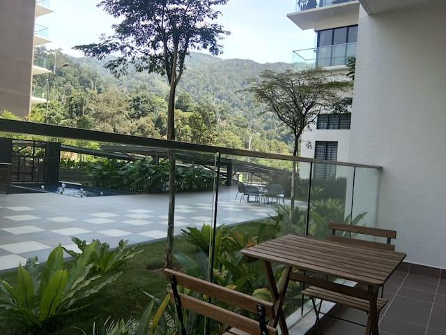 Garden Villa Hana Resort Midhills (aircond)