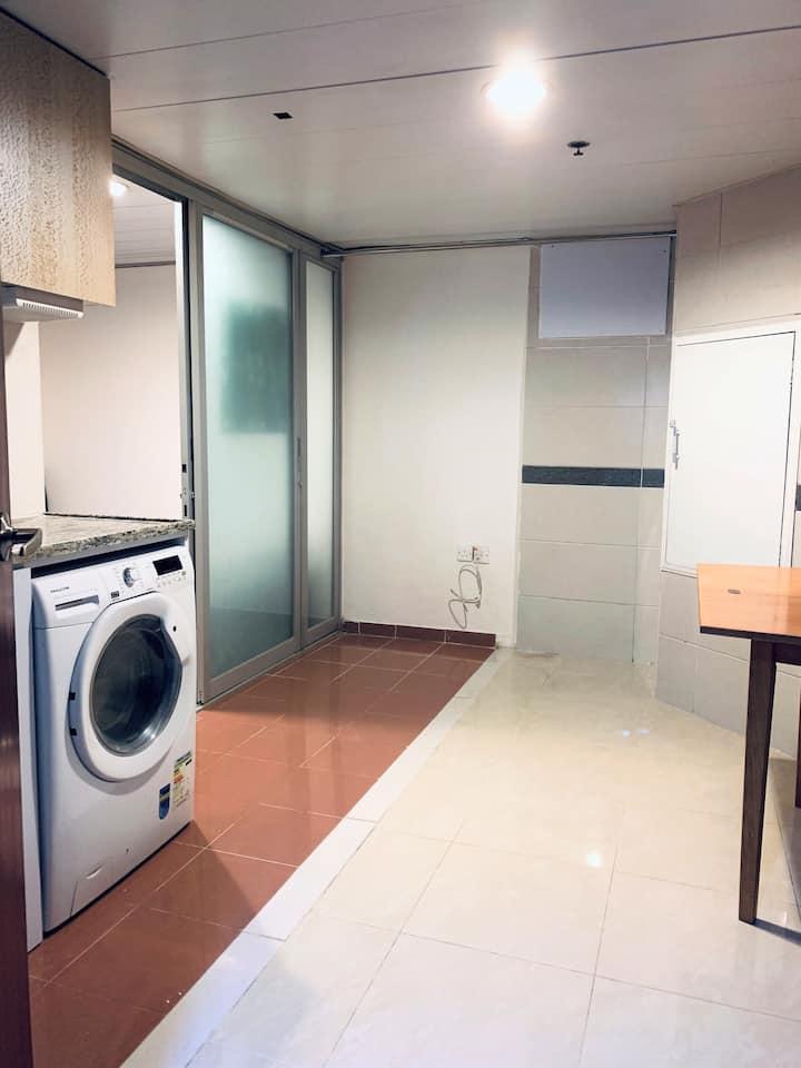 佐敦服務式公寓(A1) Jordan Service Apartment (A1)