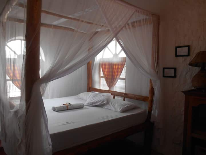 Stonehouse Zanzibar, JAH LAND, king bed, Nr 2
