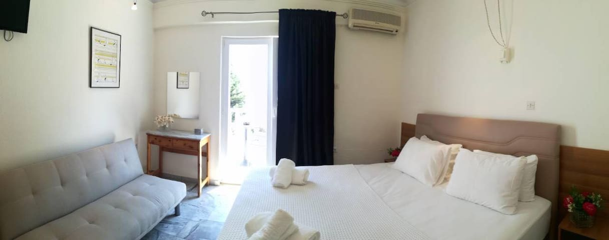 Δωμάτιο για 2 ή 3 KINIRA Beach Hotel Thassos
