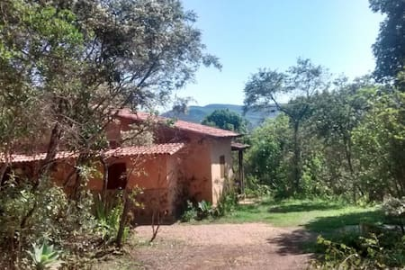 Casa no Vale Azul em Alto Paraíso - Alto Paraiso de Goiás