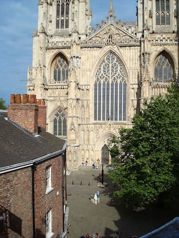 Music House by York Minster