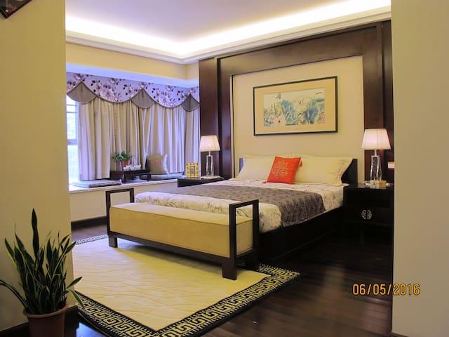 岭南雅居,广州和佛山之间,辐射广佛RBD核心区典雅和时尚、古典和现代完美的体现 - Foshan