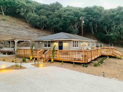 Secluded Farmstay in Peaceful Canyon. 3BR, 3Bath