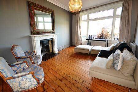 LUXURY First Floor 2 Bed Flat in Penarth Centre - Penarth - 公寓