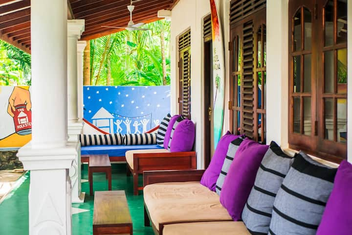 Best Hostel Experience in Unawatuna
