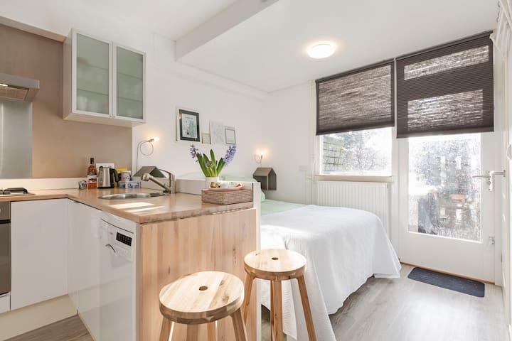 Studio met keuken op begane grond, Vianen-Utrecht
