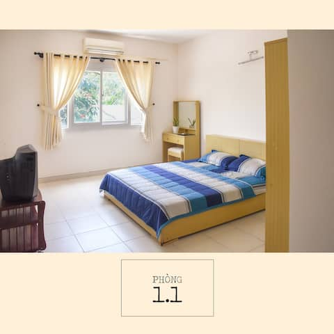 Room 1.1 - Phuc Homestay Can Gio