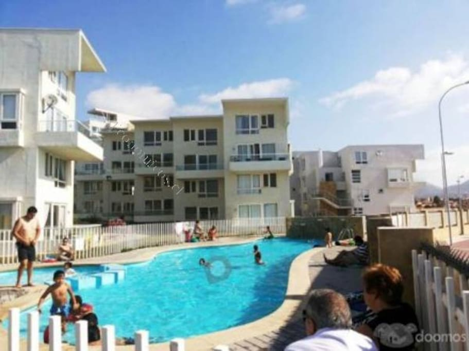 The Condominium's Pool