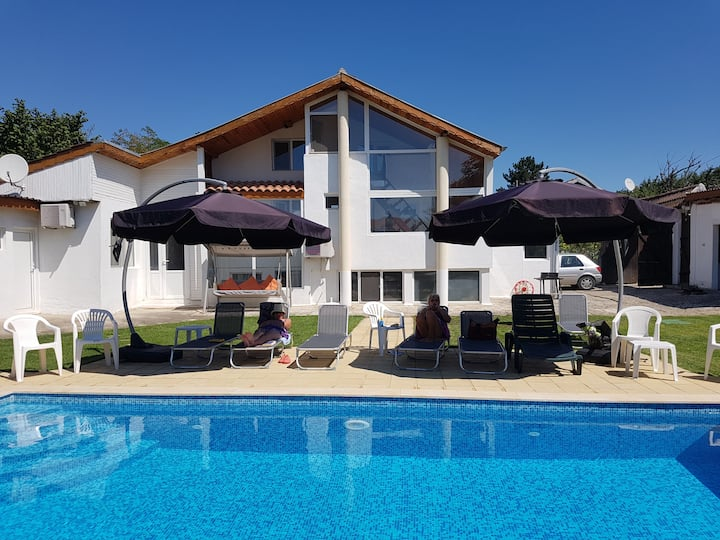 Great family holiday villa