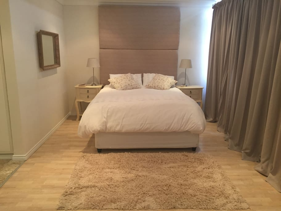 Open plan Bedroom