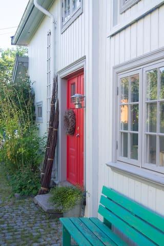 Unik leilighet midt i Gamlebyen i Kongsberg - Kongsberg