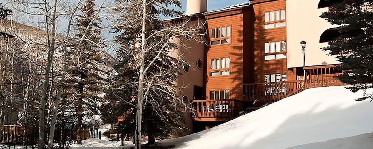 StreamSide at Vail-Cedar 1BR~Sleeps 6
