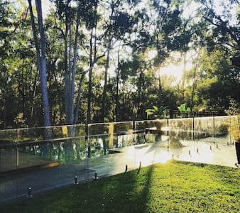 Haven in the Hinterland, Gold Coast - Bonogin - House - 1