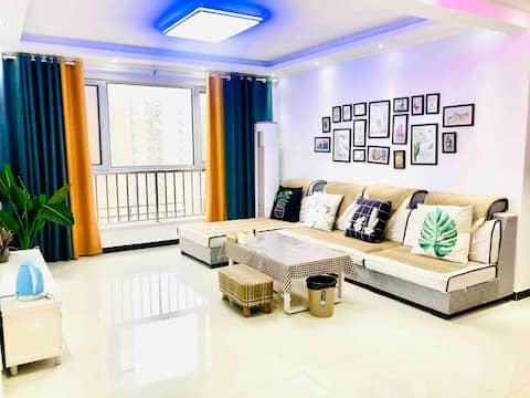 【万达】三居室公寓